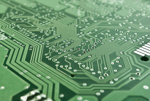 imagine a virtual pcb board