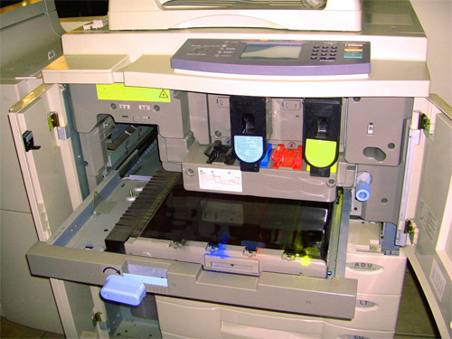 excellent condition used xerox photocopiers