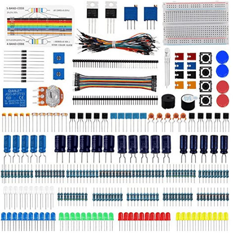 Electronic Components For Electronic Kits
