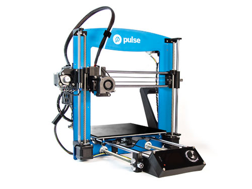 custom assembled 3D printer